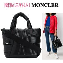 19SS 関税送料込! MONCLER パテッド トート バッグ