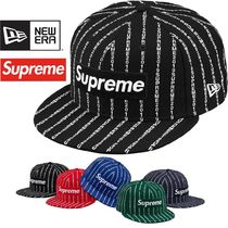 Supreme シュプリーム NEW ERA Text Stripe SS 19 WEEK 0