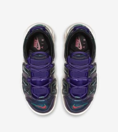 Nike キッズスニーカー 【大人気★ナイキエアモア】大人もOK☆Nike Air More Uptempo SE(3)