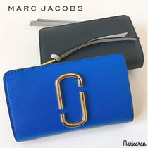 MARC JACOBS * Snapshot Compact Wallet
