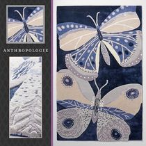 ★NY発信!デザイナーズラグ★Paule Marrot Tufted Butterfly Rug