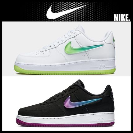 関税込/イベント★NIKE★AIR FORCE 1 '07 PREMIUM★JELLY SWOOSH