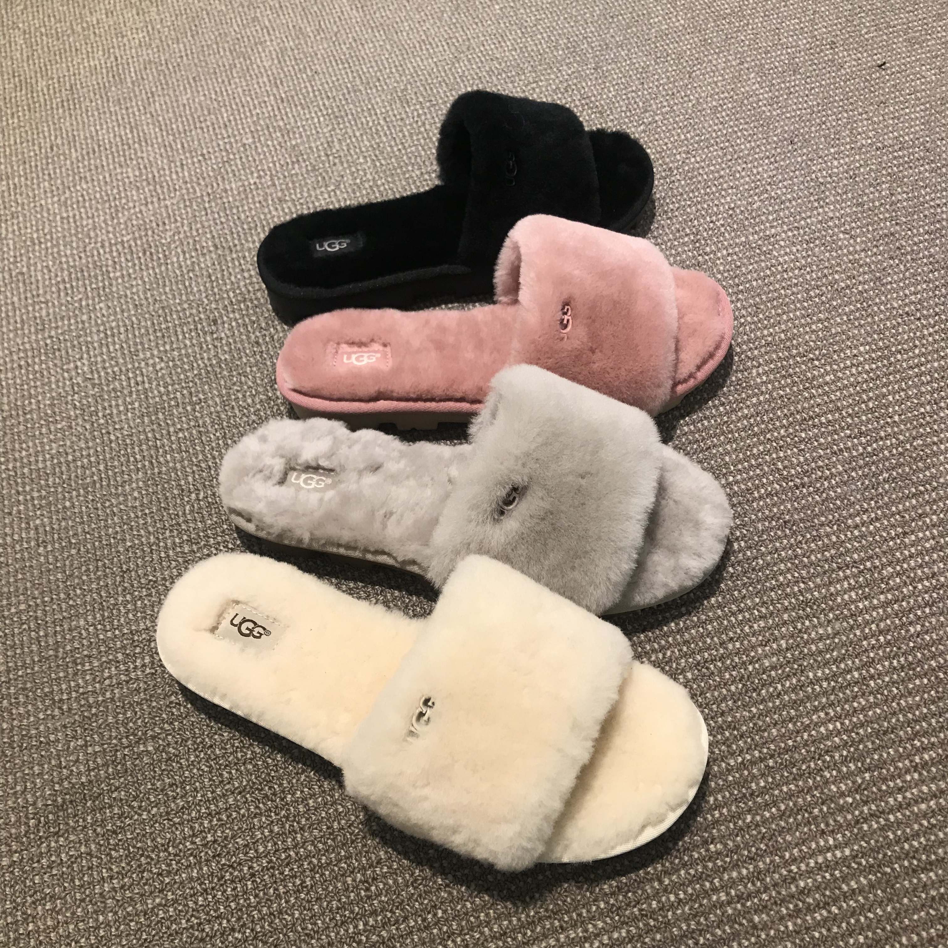cozette ugg slippers