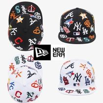 【Newera 】KIDS MLB 91 ALL TEAM キッズSNAPBACK 追跡有り配送