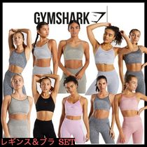 最新★GymShark FLEX HIGH WAISTED LEGGINGS&SPORTS BRA SET★