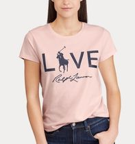 新作!★送料関税込★ Pink Pony Love Graphic T-Shirt