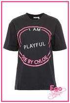 SEE BY CHLOE I AM CHEEKY Tシャツ