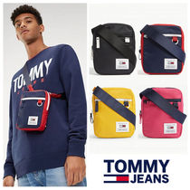 【Tommy Jeans】ロゴ クロスボディバッグ (関税送料込)