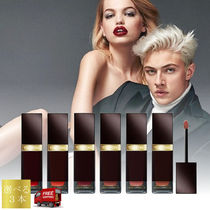 TOM FORD☆新作☆LIP LACQUER LUXE MATTE & VINYL 3本セット