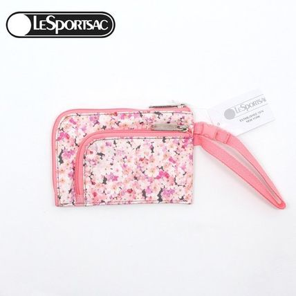 【LeSportsac】CURVED COIN POUCH ポーチ2438.E153 (即発)