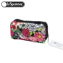 【LeSportsac】RECTANGULAR COSMETIC ポーチ6511.E141 (即発)