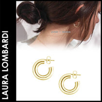 ★追跡&関税込【Laura Lombardi】MINI HOOPS/ピアス