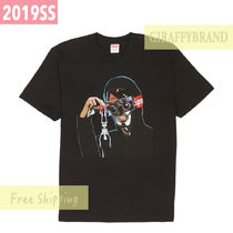 S-XL ☆ 19SS SUPREME Creepy Tee クリーピー