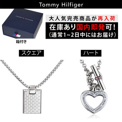 Tommy Hilfiger ネックレス・チョーカー TOMMY HILFIGER☆トミー ヒルフィガー☆ネックレス☆男女OK