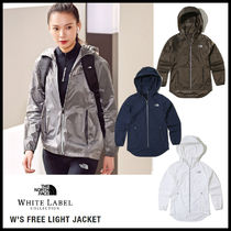 THE NORTH FACE★19SS W'S FREE LIGHT JACKET NJ4HK31