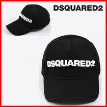 D SQUARED2_ロゴ キャップ☆関税・送料込み☆