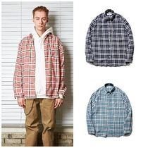 日本未入荷SAINTPAINのSP JACE CHECK SHIRT 全3色