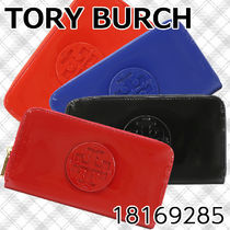 【国内即発】TORY BURCH 長財布 18169285 STACKED PATENT