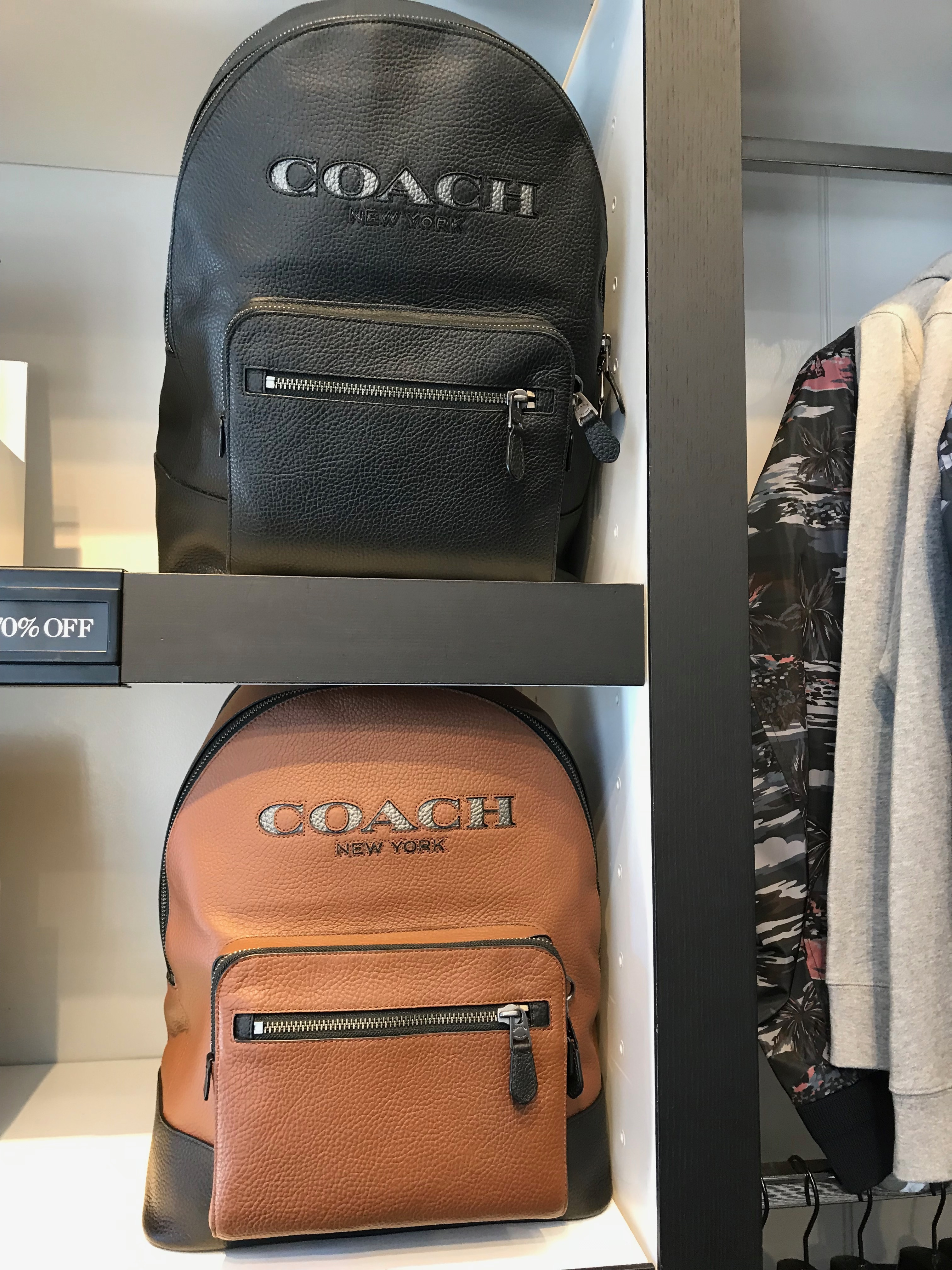 47ee642e16 BUYMA|【Coach】背面ムレ防止West backpack/F49128☆COACHカットアウト ...