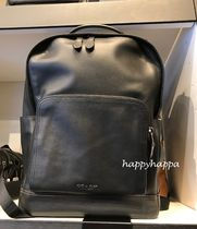 【Coach】背面ムレ防止★GRAHAM backpack/F37599