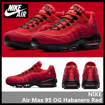 【NIKE】Air Max 95 OG Habanero Red AT2865-600