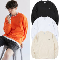 ★CRITIC★日本未入荷 韓国 CRT LOGO LONG SLEEVE T-SHIRT全4色