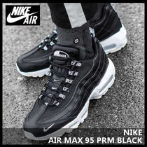 【NIKE】AIR MAX 95 PRM BLACK 538416-020