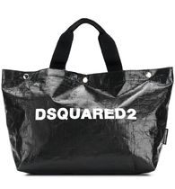 D SQUARED2 ディースクエアード Logo Tote Bag トートバッグ