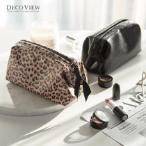 DECO VIEW(デコヴュー) メイクポーチ [DECOVIEW] ワイドポーチ 全2種★Wide Cometic Pouch~♪