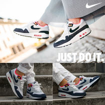 日本未入荷◆「NIKE」AIR MAX 1 PREMIUM◆Midnight Navy◆UNISEX
