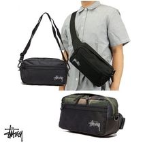 STUSSY★STOCK SIDE BAG ☆2色☆