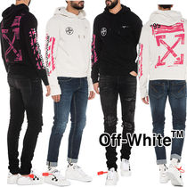 OFF-WHITEが魅せる☆DIAG STENCIL HOODIE☆シルエットも一新☆