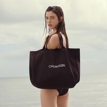 UK発☆Calvin Klein☆19SS☆レジャー/ビーチ/リゾートバッグ♪
