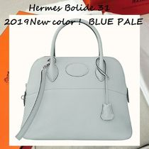 HERMES エルメス ★Bolide31 Bleu pale 2019 New color★