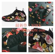最新作!個性が光る☆Nike AIR FOAMPOSITE ONE FLORAL