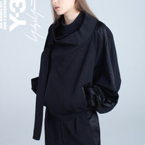 Y-3(ワイスリー) ブルゾン 直営アウトレット【Y-3】W MATTE TRACK JACKET/ DP0783 BLACK