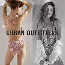 Urban Outfitters(アーバンアウトフィッターズ) ワンピース水着 【日本未入荷】*URBAN OUTFITTERS* インポート 花柄 水着