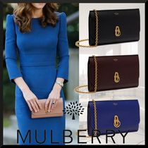 Mulberry★キャサリン妃ご愛用★気品溢れる Amberley Clutch