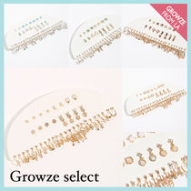 【GROWZE select】新作♪フープピアス/ピアスセット 可愛い★