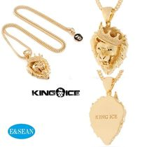 *King Ice*Roaring Lion Stoneネックレス