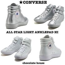 【CONVERSE】CHUCK TAYLOR  ALL STAR LIGHT ANKLEPAD HI ライト