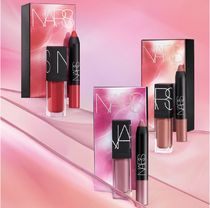 NARS限定ミニリップ2本セット★EXPLICIT COLOR LIP DUO(3色)