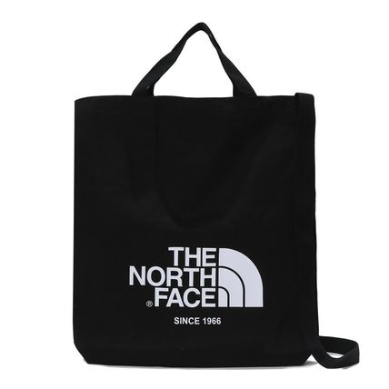 THE NORTH FACE トートバッグ [THE NORTH FACE] WHITE LABEL BIG LOGO TOTE TOTE BAG _NN2PK09(4)