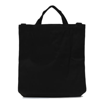 THE NORTH FACE トートバッグ [THE NORTH FACE] WHITE LABEL BIG LOGO TOTE TOTE BAG _NN2PK09(5)