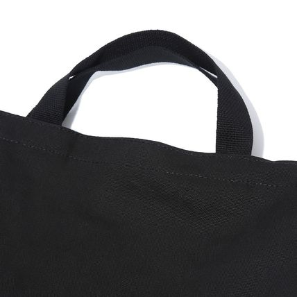 THE NORTH FACE トートバッグ [THE NORTH FACE] WHITE LABEL BIG LOGO TOTE TOTE BAG _NN2PK09(6)