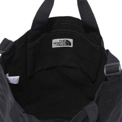 THE NORTH FACE トートバッグ [THE NORTH FACE] WHITE LABEL BIG LOGO TOTE TOTE BAG _NN2PK09(7)