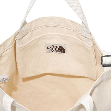 THE NORTH FACE トートバッグ [THE NORTH FACE] WHITE LABEL BIG LOGO TOTE TOTE BAG _NN2PK09(12)