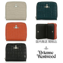 Vivienne Westwood★ALEX MEDIUM ZIP WALLET 折りたたみ財布