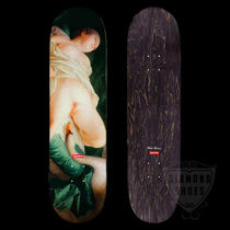 SS19 SUPREME LEDA AND THE SWAN SKATEBOARD DECK スケート