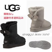 UGG★クリスタルバックリボンが可愛い★SPARKLE BOW MINI